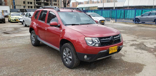 renault duster intens 2019