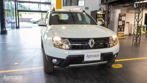 renault duster intens 4x2 automática- 2021