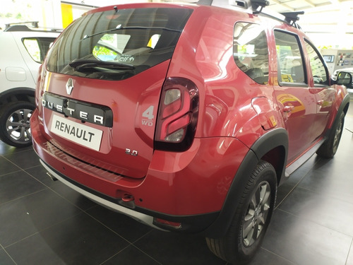 renault duster intens 4x4 mt