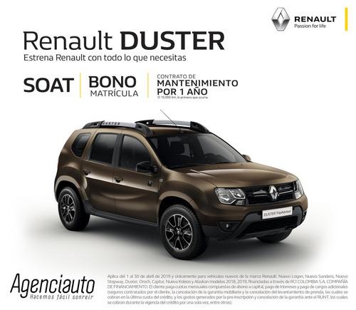 renault duster intens 4x4 ulc 2020