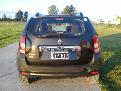 renault duster km reales , unica mano. impecable