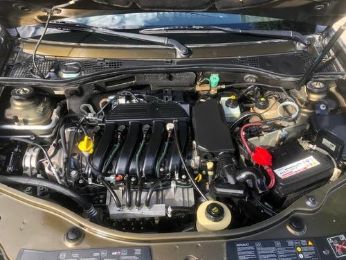 renault duster luxe 4x4 nav - gnc - 2013