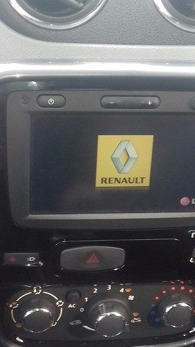 renault duster motor 2.0  2015 negro 5 puertas