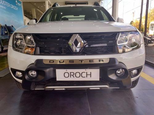 renault duster oroch 0km con mas beneficios!!!