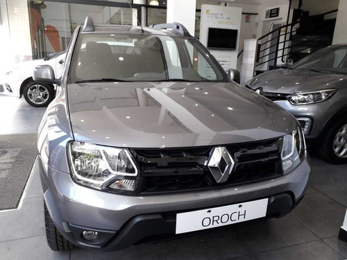 renault duster oroch 1.6 4x2 dynamique credito tasa 4.9%(ap)