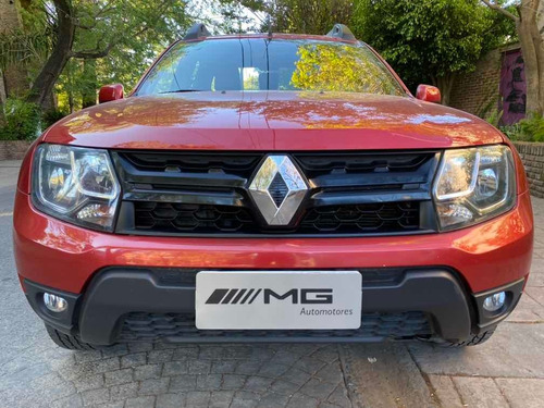 renault duster oroch 1.6 dynamique 2017 4x2 impecable