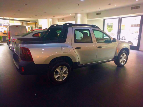 renault duster oroch 1.6 dynamique antic + cuotas tom usados