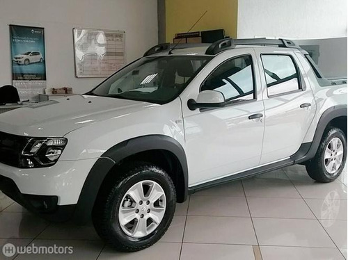 renault duster oroch 1.6 dynamique,100%financiado j