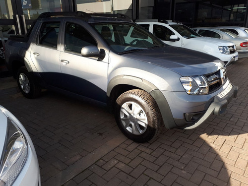 renault duster oroch 1.6 outsider anticipo y cuotas car one