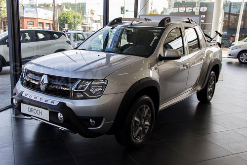 renault duster oroch 1.6 outsider car one