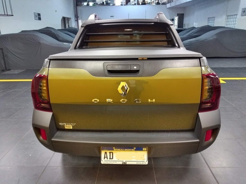 renault duster oroch 1.6 outsider (ch)