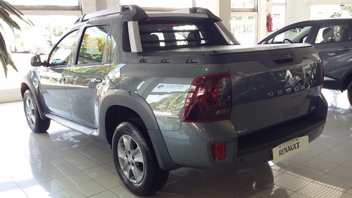 renault duster oroch 1.6 outsider stock contado 2018 ml
