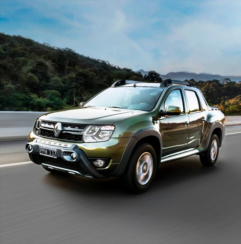 renault duster oroch 1.6 outsider tasa 0% car one ya