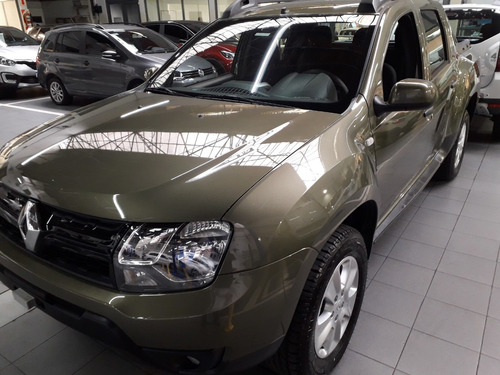 renault duster oroch 2.0 dynamique 4x4