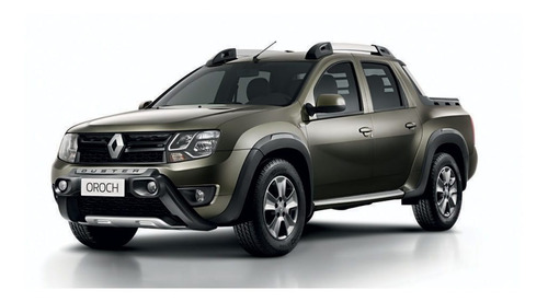 renault duster oroch 2.0 dynamique color negro