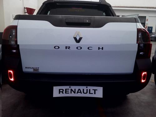 renault duster oroch 2.0 dynamique contado o financiado (ga)