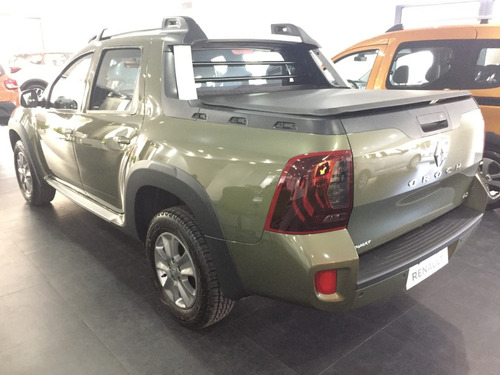 renault duster oroch 2.0 outsider plus 0km 2018 no toro ml
