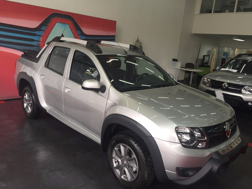 renault duster oroch 2.0 outsider plus 4x2  cuotas fijas (os