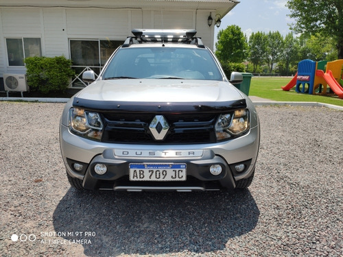 renault duster oroch 2.0 outsider plus