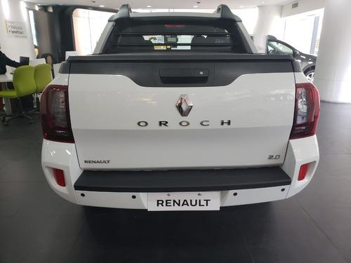 renault duster oroch 2.0 outsider plus tomo auto usado fi jl