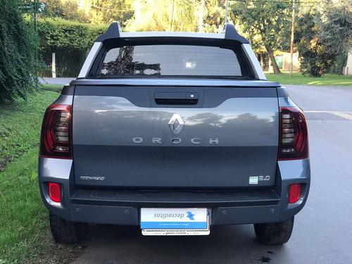 renault duster oroch 2.0 privilege 2018 g pfaffen autos