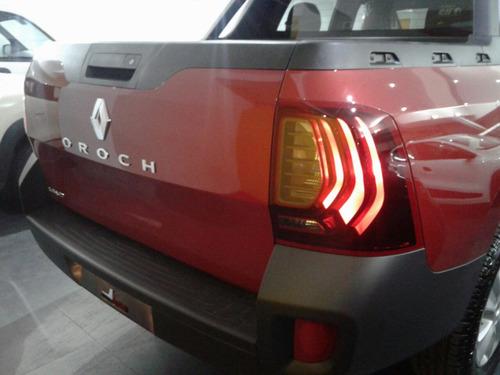 renault duster oroch 2.0 privilege oferta$425000 0km 2018 ml