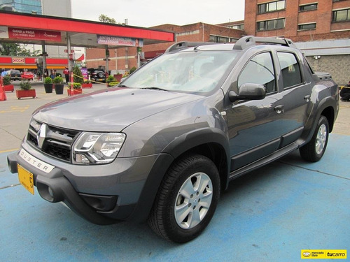 renault duster oroch 2000cc mt 4x2 aa