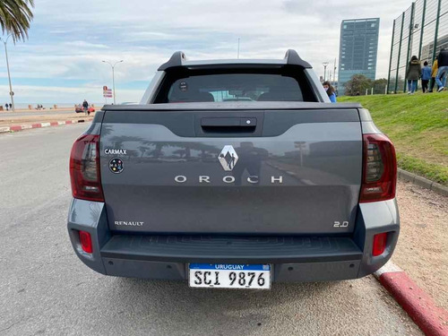 renault duster oroch 2018 2.0 privilege 60 cuotas