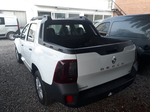 renault  duster oroch  2020  1.6 dynamique damfer sa