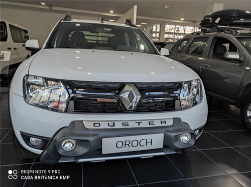 renault duster oroch 4x4 2.0