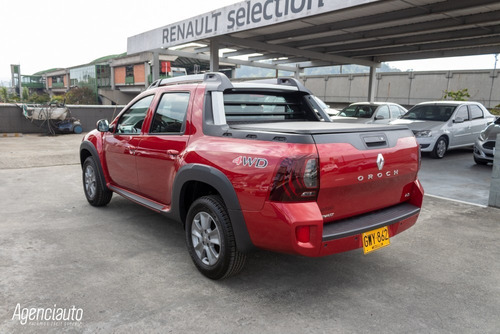 renault duster oroch 4x4
