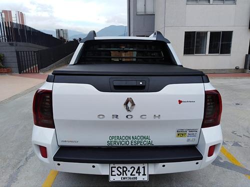 renault duster oroch 4x4 servicio publico