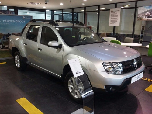 renault duster oroch auto
