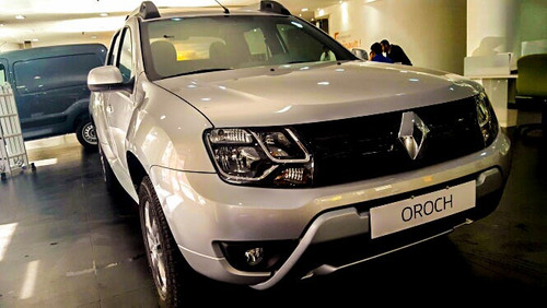 renault duster oroch camio