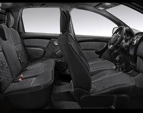 renault duster oroch dynamique 1.6 2018 0km negro autos