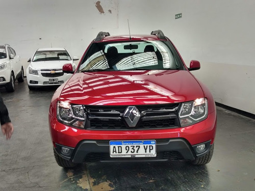 renault duster oroch dynamique 1.6 2020 remato hoy (mac)