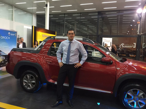 renault duster oroch dynamique 2.0  2017