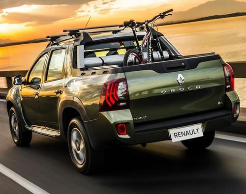 renault duster oroch dynamique 2.0 2018 0km gris acero autos