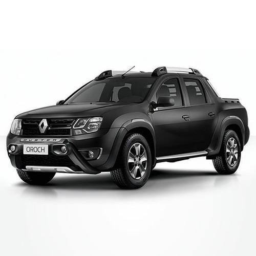 renault duster oroch dynamique 2.0 2018 0km negro autos