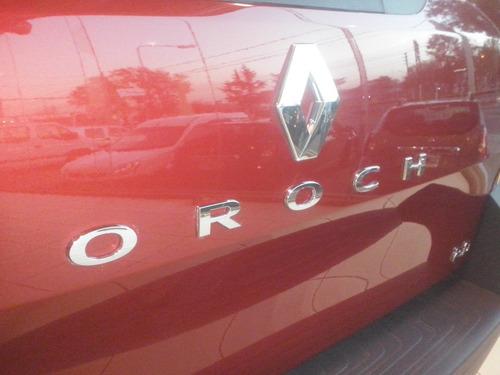 renault duster oroch dynamique 2.0 4x4. oferta!!!!