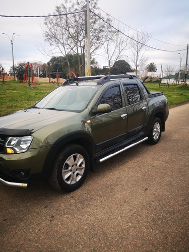 renault duster oroch expresion