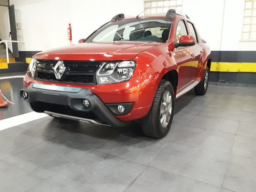 renault duster oroch financiado 2017 0km motor 1.6 110hp lp