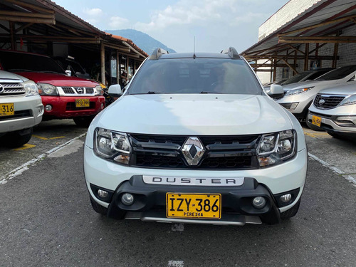 renault duster oroch mecánica 4x2