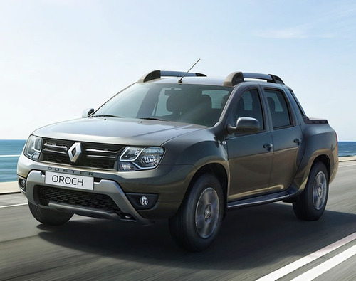 renault duster oroch outsider 1.6 2018 0km financiado autos