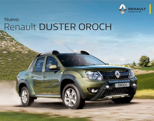 renault duster oroch outsider 1.6  2020