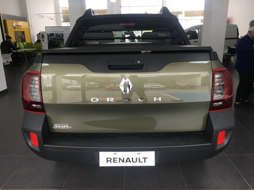 renault duster oroch outsider 1.6