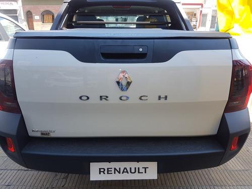 renault duster oroch outsider 1.6,100$ financiada