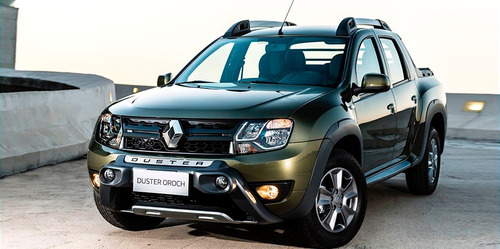 renault duster oroch outsider plus 2.0 0km
