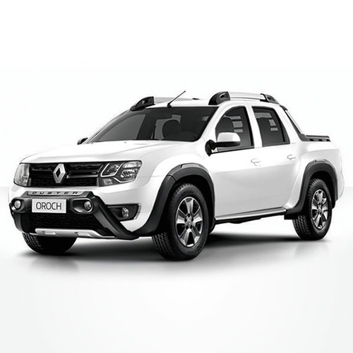 renault duster oroch outsider plus 2.0 2018 0km blanco autos