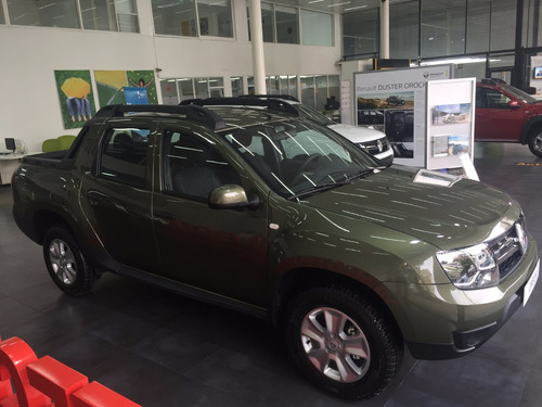 renault duster oroch outsider plus 2.0 2018